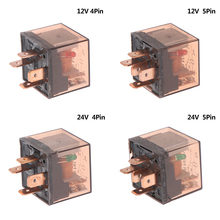 Car-Control-Device Switching Car-Relays SPDT Waterproof 4/5pin Auto DC 1pc 12V 80A High-Capacity