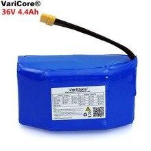 VariCore 36V 4.4Ah 4400mah alto scarico 2 ruote scooter elettrico auto bilanciamento 18650 batteria al litio per auto bilanciamento adatto