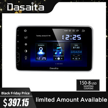 "Dasaita 10.2 ""IPS écran autoradio 2 Din Android 9.0 DSP universel voiture stéréo multimédia Bluetooth GPS Navigation HDMI MAX6(China)"