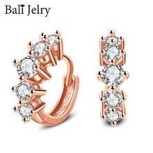Balijelry очаровательные серьги для женщин 925 серебряные ювелирные