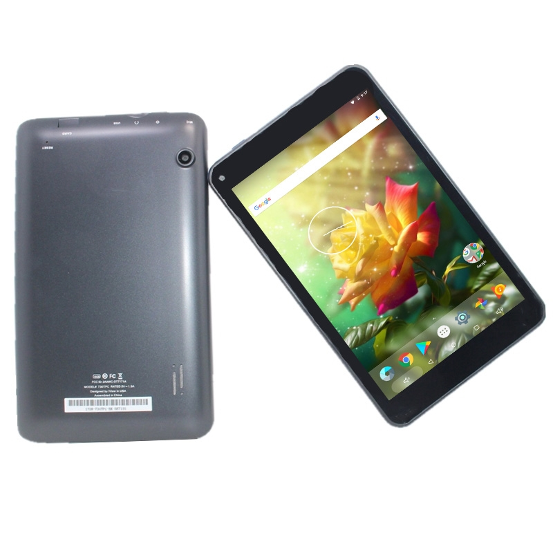 G9 7 Inch  Android7.1.1   1GB/16GB  1024x 600 With Dualcamera Quad-Core Processor With 1.2GHz