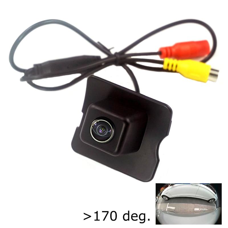 Dynamiczne utworów CCd widok z tyłu samochodu kamera cofania dla MercedesBenz E M ML GL R klasa MB W164 X164 350 450 500 W251 R300 R350 R280