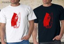 New !!!Quiksilver Men's Still Rippin Black & White T Shirt custom design funny t shirt maker O-Neck Hipster Tshirts sbz1326 шлепанцы quiksilver horizon black white