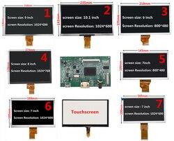 7/8/9/10. placa de controle de áudio e tela lcd, placa para condutor de áudio, raspberry pi e banana