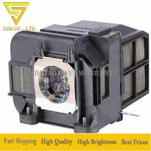 Projector Lamp ELPLP75 V13H010L75 for EPSON EB-1940W EB-1945W EB-1950 EB-1955 EB-1960 EB-1965 H471B PowerLite 1940W with housing цена 2017