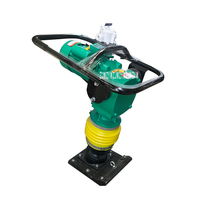 Vertical Petrol Diesel Electric Rammer Small Vibrating Tamping Rammer 3000W Household Earth Rammer Electric Power Tool 220V/380V