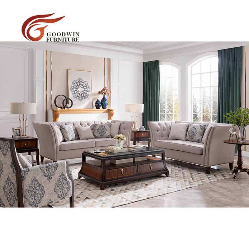 US $192.0 |Sofas and table for home living room furniture of sofa set with  coffee table WA373-in Living Room Sets from Furniture on AliExpress - ...
