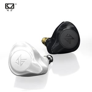 Image 4 - KZ S2 True Wireless TWS Earphones Bluetooth v5.0 Hybrid 1DD+1BA Game Earbuds Touch Control Noise Cancelling Sport Headset