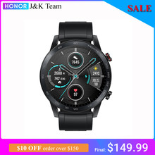 Honor MagicWatch 2 magic Watch 2 Smart watch Bluetooth 5,1 Smartwatch oxígeno en sangre 14 días llamada telefónica Frecuencia Cardíaca para Android IOS(China)