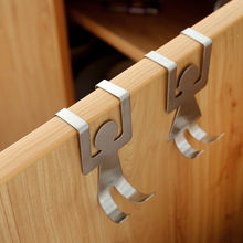 Hot Sale Multi-Purpose Hooks Wall Hanger for Towel Robe Kitchen Bathroom