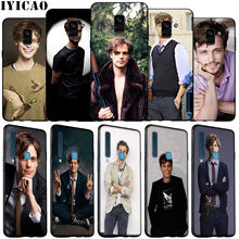 IYICAO Matthew Gray Gubler Soft Silicone Phone Case for Samsung Galaxy J8 J7 Duo J4 J6 Plus A2 Core Prime 2018 Cover(China)