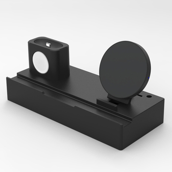 3 In 1 Charging Stand Charge Dock Station Pad for Apple Watch/Earbuds/Phone New Arrival