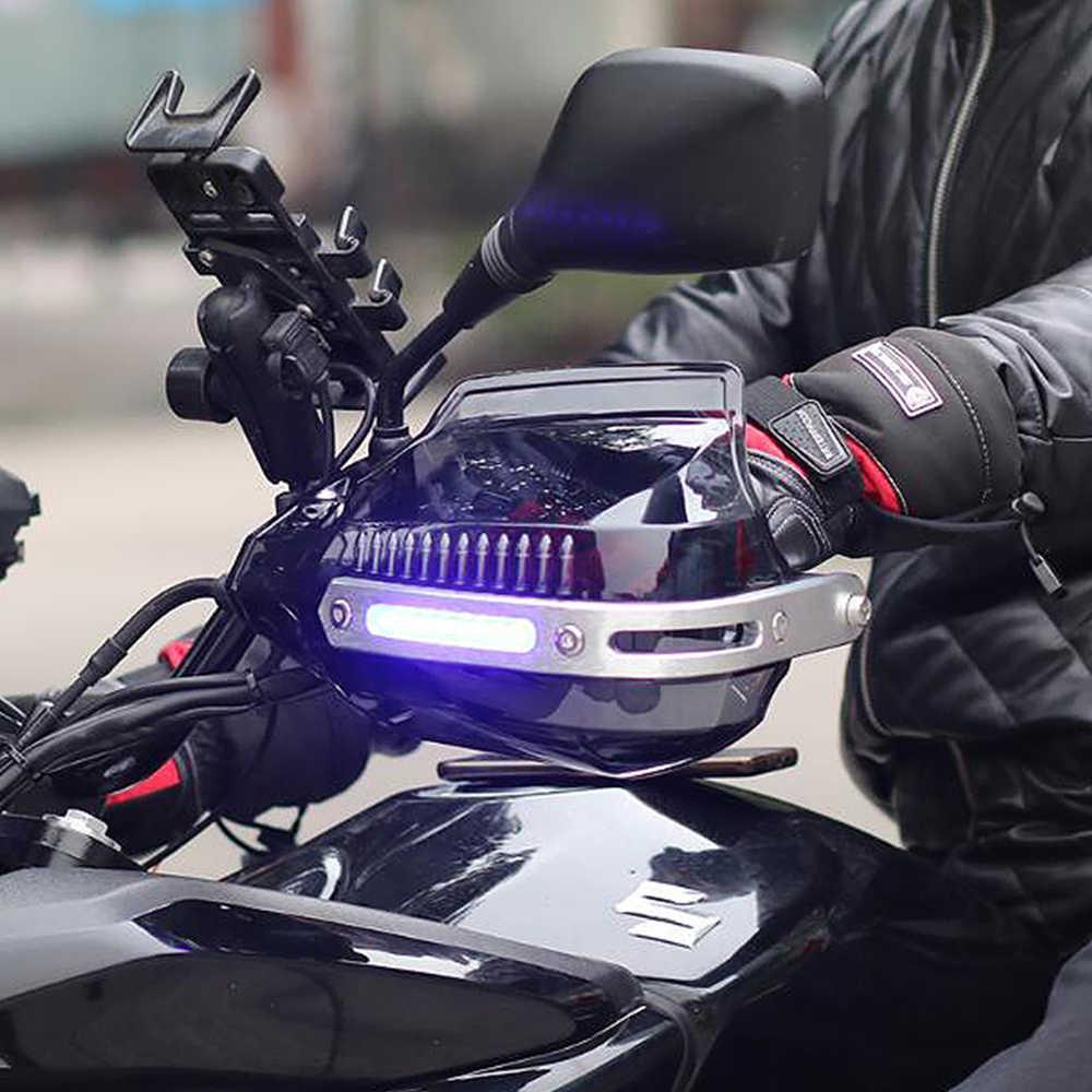 motorcycle handguard hand guards handlebar hand protection For honda cbr 1000 rr 2006 burgman 650 suzuki yamaha xvs aprilia rsv4