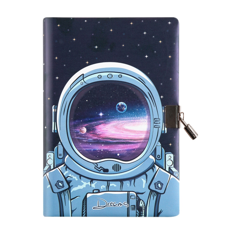 Journal Diary Locking Diary with Keys,PU Leather Cover Journal A5 Secret Notebook, Gift for Adults,8.38 x 5.7Inch
