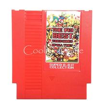 143 in 1 for 72 Pin 8 Bit Best Video Games of All Time With Contra