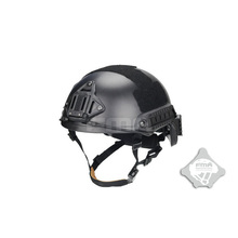 Fma New sport Standard Air Walk Outdoor Helmet Airsoft Update 1: 1 Special Purpose Spongement Underground Pad Tb1010 -bk