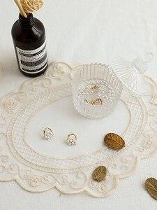 Image 4 - Accessoires de photographie en tissu de dentelle, broderie, Accessoires pour Studio de photographie, bijoux, boissons pour ongles