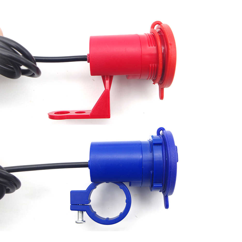 Motorfiets USB oplader VOOR HONDA goldwing gl1800 cb650f cbr1000rr rebel500 goldwing cb125 d15 ct70 shadow1100 forza250