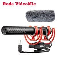 Montó Video micrófono VideoMic NTG entrevista registro micrófono 3,5mm para Canon Nikon Sony DSLR teléfonos inteligentes iPhone, IOS, Android