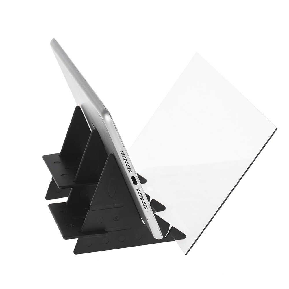 Ottico Disegno Tracing Bordo Proiettore di Luce Tracing Tavolo Da Disegno FAI DA TE Schizzo Specchio di Riflessione Strumento di Pittura Tavolo Da Disegno Giocattolo