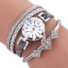 Duoya Watches Fashion Women Girls Ladies Luxury Brand Jewelry