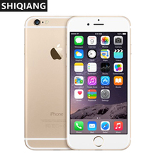Apple Used Original iPhone 6/6plus Smartphone 16/64/128GB ROM 4G LTE 4.7/5.5 inch Mobile
