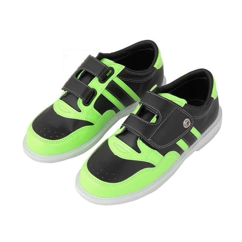 Men Women Bowling Shoes With Skidproof Sole Professional Sport Shoes Unisex Lightweight Breathable Sneakers Bowling Supplies