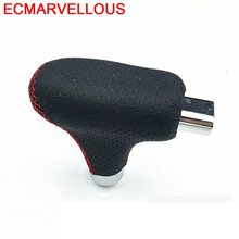 Marchas galka zmiany biegow shifter acessórios do carro pommeau levier vitesse pomo palanca de cambio botão de deslocamento de engrenagem universal