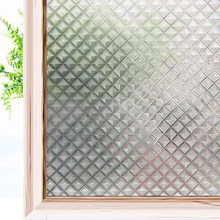 High-quality Magic Variety Crystal Decorative Window Film Static Cling Privacy Protection Glass Sticker Heat Insulation UV