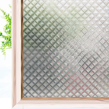 Glass-Sticker Decorative Window-Film Crystal Privacy-Protection Magic Heat-Insulation