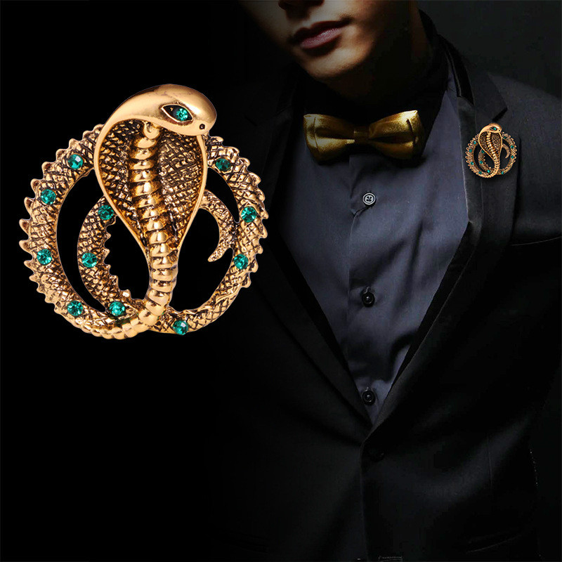 Personality Boom Design Pins Brooch Clothes Bag Collar Pin Brooches Jewelry ^