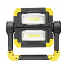 COB LED Work Light 360° Rotate Portable Outdoor Waterpoof Foldable Battery Operated Bright Outdoor Repair Floodlight