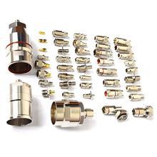 Радиочастотный коаксиальный адаптер N мужской разъем для F Женский или N Женский к SMA мужской разъем для 2G 3g 4G повторитель сигнала усилитель