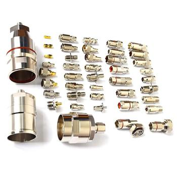 RF Coaxial Adapter N Male Connector To F Female Or N Female To SMA Male Connector For 2G 3G 4G Signal Repeater Booster Amplifier