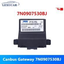 LEXUCAR 5 MK5 7N0907530BJ Portal Canbus Para VW Jetta Golf 6 MK6 Touran Octavia 7N0 907 530 AH BJ