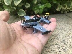 Takara tomy tomica disney aviões jolly chaves de metal diecast brinquedo avião novo sem pacote