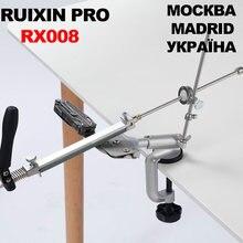 Fornecimento direto da fábrica moscou madrid ucrânia entrega rápida profissional apontador de faca ruixin pro RX-008