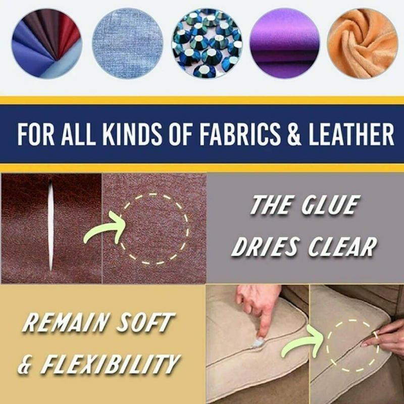 Quick Dry Multi Fabric Sew Glue
