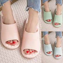 Summer Home Slippers Indoor Slippers Couple Women Sandals Non-slip Indoor Shoes shoes woman slippers zapatos de mujer sapato#30(China)