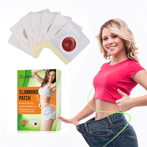 Hot Sale 30Pcs Magnetic Weight Lose Paste Navel Slim Patch Slimming High Quality Diet Products Dropshipping Sliming Patch