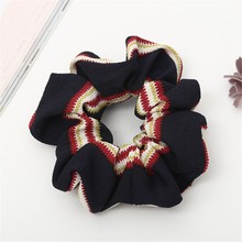Women scrunchie Elastic Hair Rope Ring Tie Scrunchie Ponytail Holder Hair Band Headband Girls Elastic Headwear Hair Accessories цена в Москве и Питере