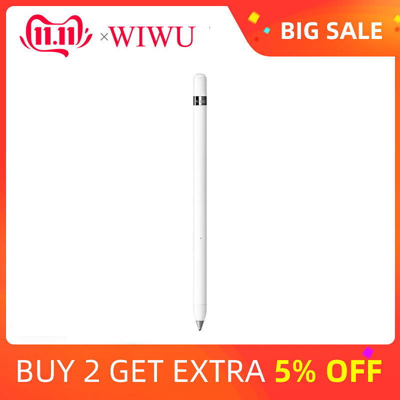 WIWU New Tablet Touch Pen For IPad Capactive Touch Screen Universal Stylus Touch Pen For Phone Tablet Pencil For IPad Pro 2018