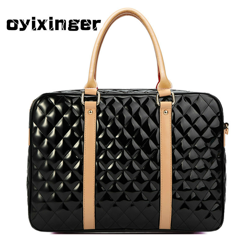 2020 Women Laptop Leather Bag For Macbook Air Pro 13 15 16 14 Inches Laptops Femal Notebook Computer Bags For Dell Acer Asus HP