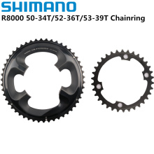 Bicycle Chainring Crown Road-Bike 110BCD SHIMANO ULTEGRA 50-34T R8000 52-36T 53T 11speed
