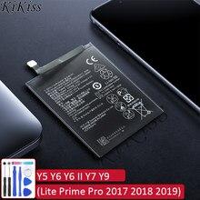 Bateria Para Huawei Y5 HB405979ECW Y6 Y6 II Y7 Y9(Lite Pro Primo 2017 2018 2019)/DRA-L01 L02 L21 L22 L23 DRA LX1 LX2 LX3 LX5