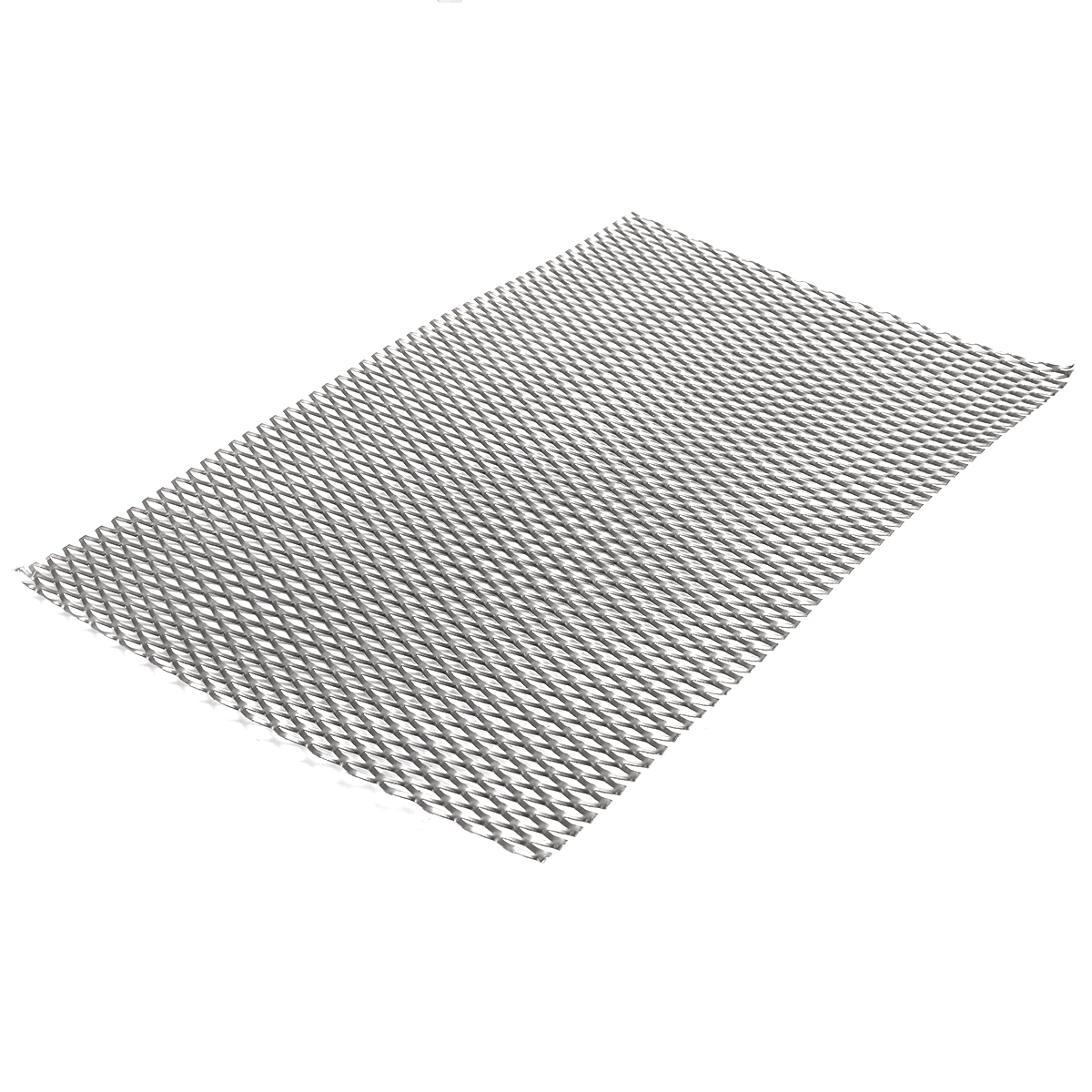 1pc Practical Metal Titanium Mesh Sheet Heat Corrosion Resistance Silver Perforated Expanded Plate 200mm*300mm*0.5mm|Tool Parts|   - AliExpress