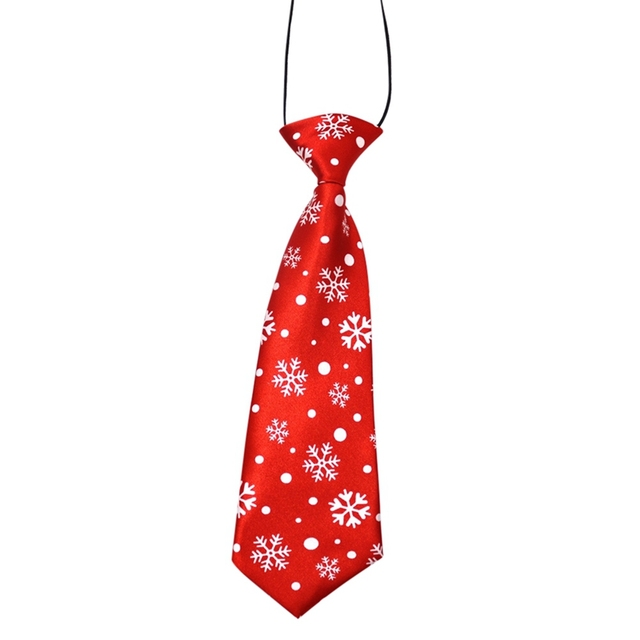 Christmas Pets Dog Neck Tie Formal Handmade Adjustable Pet Bow Tie And Collar Festival Accessories Supplies