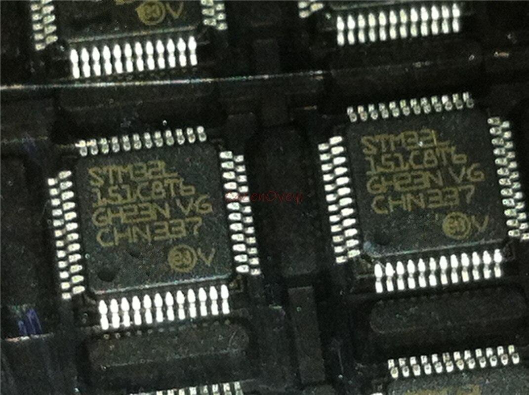 1pcs/lot STM32L151C8T6TR STM32L151C8T6 STM32L151 STM32L 151C8T6 TQFP-48 In Stock