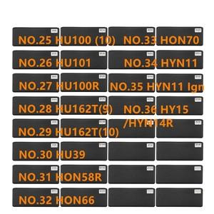 Image 4 - Diastar 73 84 lishi Herramienta 2 en 1 TOY43R TOY40 TOY48 TOY43 TOY38R VAG2015 HU162T(8) VA6 VA2T VAC102 WT47T Ign