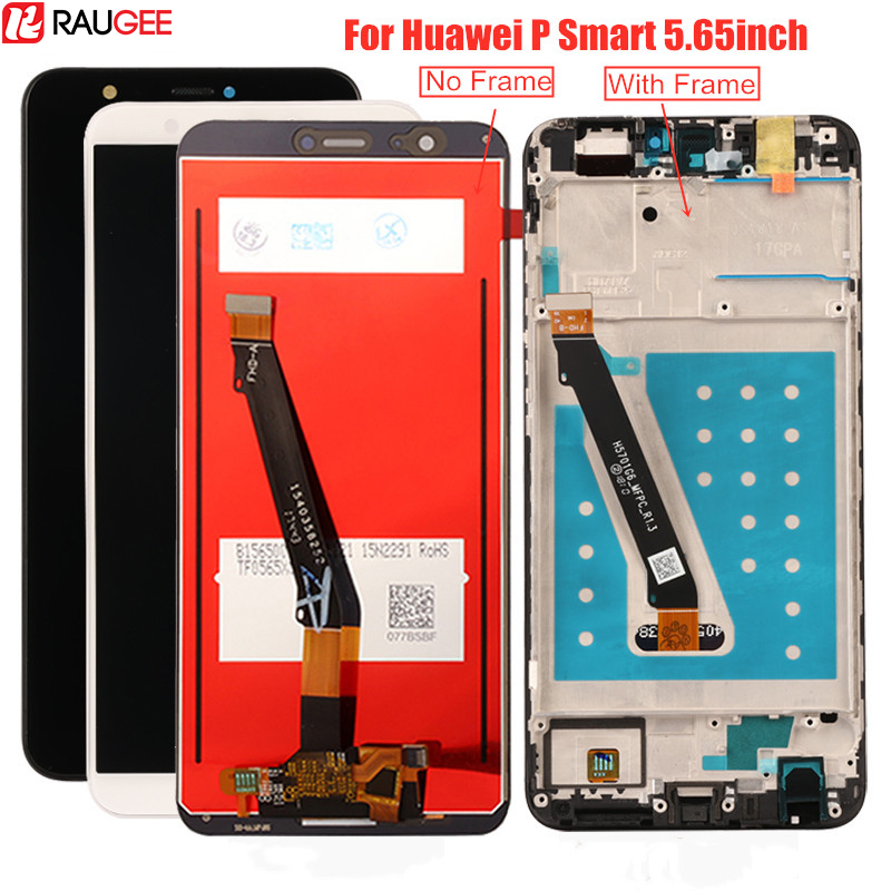 Lcd Screen For Huawei P Smart LCD+Touch Display With Frame Digitizer Display For Huawei P Smart 2018 FIG LX1/L21/L22 LCD Display|Mobile Phone LCD Screens| |  - title=